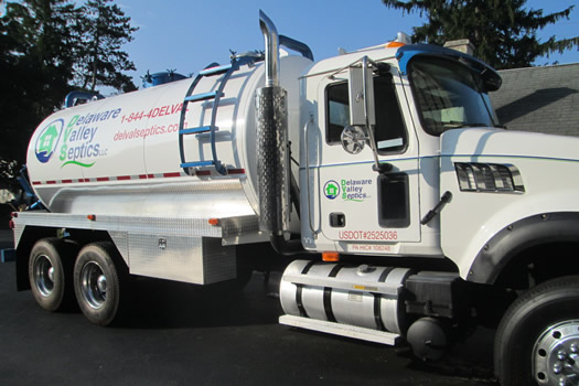 septic system pumping newtown square