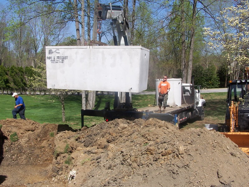 subsurface-sand-system-a-tank-install