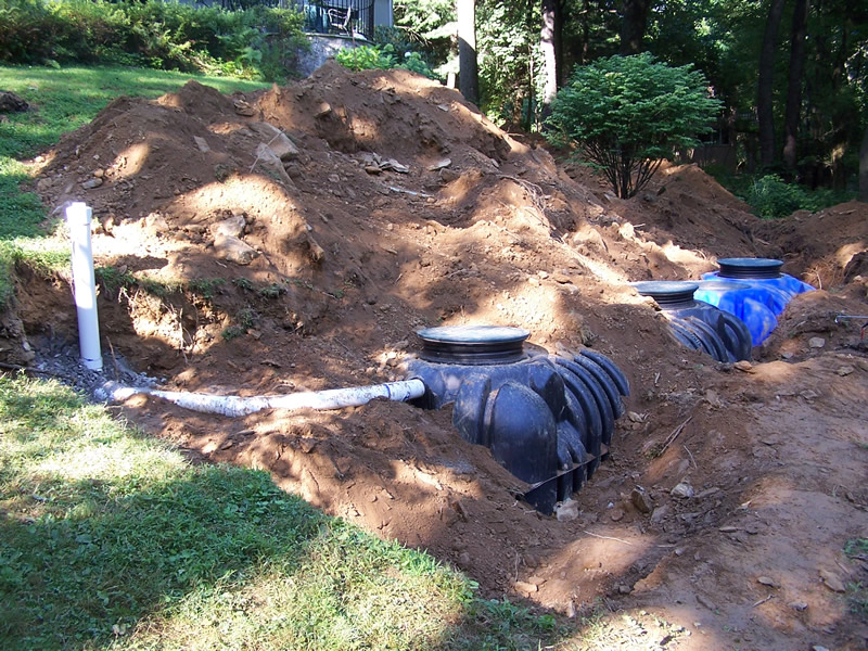 Pressure Dose System - Plastic Pump Tank Setup