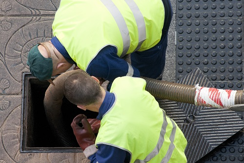 sewer system maintenance villanova